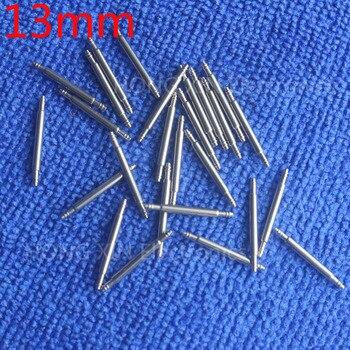 M1.5 * 13mm 1 Uds reloj banda barras de resorte de correa enlace pines Reparación de herramienta de relojería enlace pines quitar herramientas nuevo