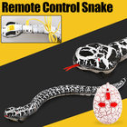 "15"" Realistic Rechargeable Remote Control Snake Electric Rattlesnake Toy @ZJF"