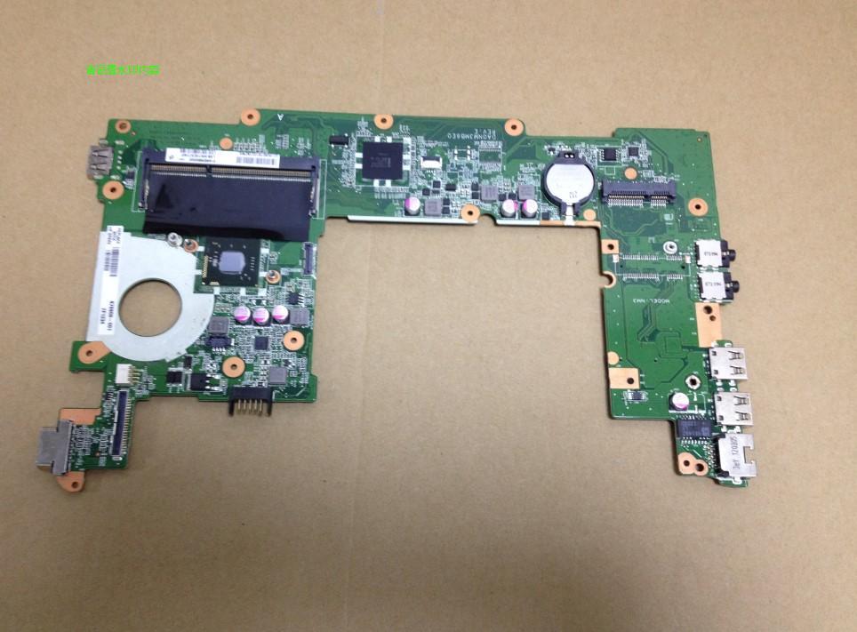 676909-001 FOR HP MINI 110 210 200 series Laptop Motherboard DA0NM3MB6E1 REV:E Mainboard laptop motherboard for hp cq10 mini210 110 664335 001