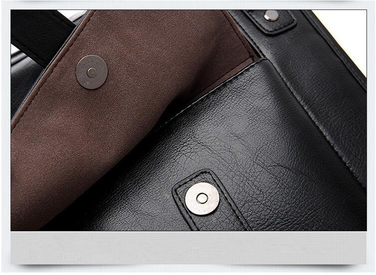 HTB1N0E3LPTpK1RjSZKPq6y3UpXaY New Luxury Cow Genuine Leather Business Men's Briefcase Male Shoulder Bag Real Leather Men Messenger Bag Travel Computer Bag