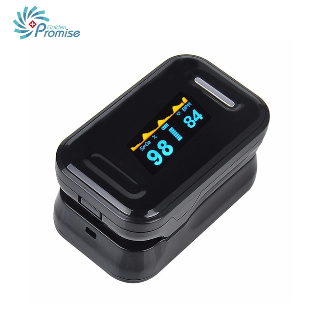 Fingertip pulse oximeter 2016  digital blood pressure heart rate spo2 monitor with oximetro oled