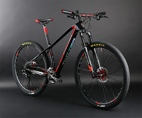 2018 Twitter 12 Speed Mountain Complete Bike MTB Carbon Frame+Carbon Handlebar+Aluminum Wheels+SRAM GX EAGLE 12 Speed Groupset