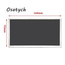 Планшет ЖК-стекло, экран панели для LG Display 7 дюймов LA070WQ1-TD01 Замена монитора
