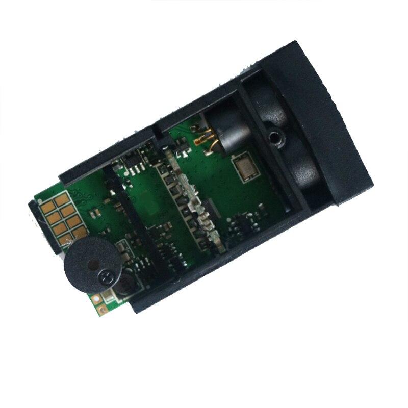 Цена за 50 М небольшой размер Лазерной локации модуль цифровых датчиков Измерения Расстояния последовательный порт USB в RS232 TTL сигнала