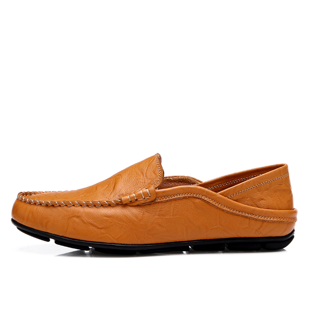 Summer Breathable Soft Loafers