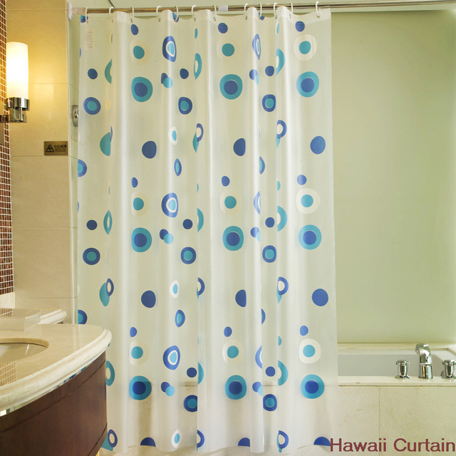 2014 NEW ! EVA Waterproof Fashion blue Coffee ring Bathroom ...