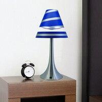 Novelty Light Magnetic Levitation Floating LED Table Lamp Of Inductive Lights Home Decoration New Design Free