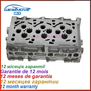 La cabeza del cilindro para Hyundai acento matriz Cerato 1493CC 1,5 CRDI L3 DOHC 12 V 12 V 22100-27500, 22100-27501 2210027500, 2210027501