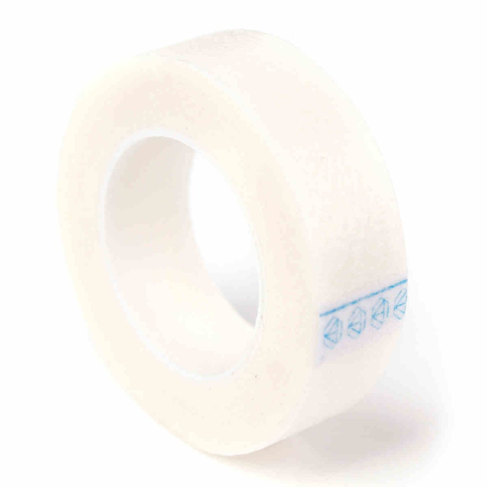 NAVINA 2pcs/lot Surgical Tape Medical Breathable Non-woven Tape for Eyelash Extension Tools Use Under Eyelashes