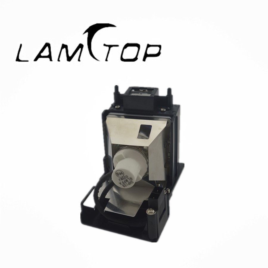 FREE SHIPPING   LAMTOP  projector lamp with housing  for 180 days warranty  AN-D400LP  for  PG-D3750W