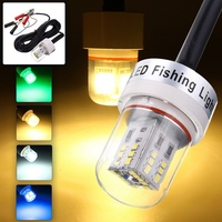 Best Promotion IP68 Waterproof 2835 SMD LED Lamp Bulb 15W 12V Underwater Fishing Squid Fish Lure