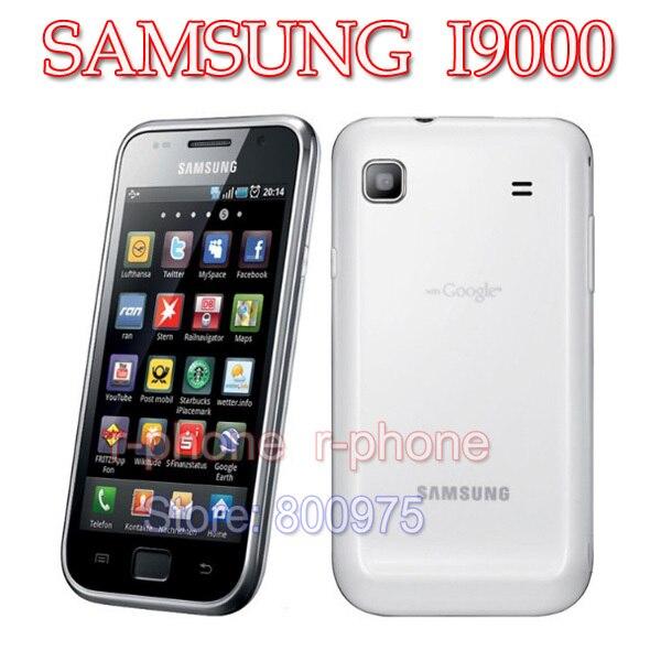 """bilder für Refurbished samsung i9000 galaxy s handy 3g wifi gps 5mp 4,0 """"touchscreen smartphone"""