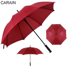 Bohemia Style Golf Umbrella Automatic Quality 2018 New Design Windproof Durable Business Big Umbrella