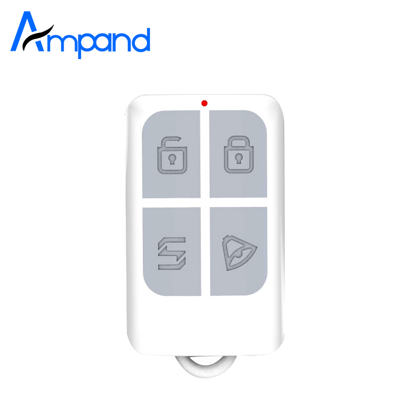 Wireless Remote Control Alarm Accessory Key For My Home Alarm System 1pcs Free Shipping new wireless high performance portable remote control 4 buttons for kerui g18 g19 w1 w2 k7 home alarm system