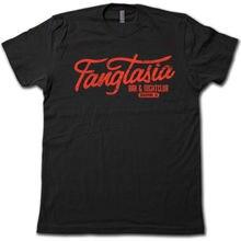 FANGTASIA Vampire Bar T-Shirt Tru FANGBANGER Vamp & Werewolf Blood Graphic Tee Harajuku Tops Fashion Classic Unique t-Shirt gift