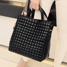 Soft PU Leather Winter Fashion Handbag