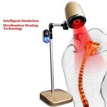 Электрический инфракрасный свет Отопление терапия лампа средства ухода за кожей боли лечение устройство бытовой здоровье и гигиена
