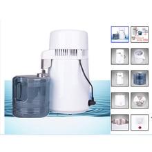 4L Edelstahl Interne Reines Wasser Distiller Wasserfilter Destilliertem Wasser freies schiff