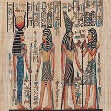 Papel tapiz de pared de decoración para el hogar, papel pintado para fotografía, pared grande de hotel para ancianos mayas de la antigua cultura egipcia