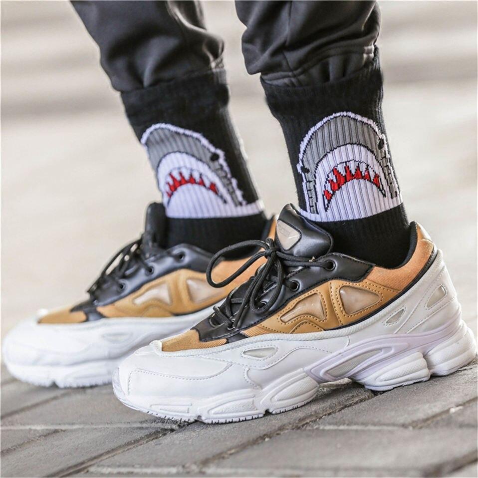 Men-casual-cotton-socks-cartoon-shark-fashion-hiphop-style-New-Women-socks-skateboard-sporty-korea-Animal (4)