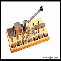 Jewelry Making Tools Ring Bending Tools Device Earring Bending Machine Ring Bender Maker HUAHUI Jewelry Machine