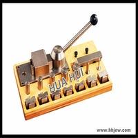 Jewelry Making Tools Ring Bending Tools Device Earring Bending Machine Ring Bender Maker HUAHUI Jewelry Machine