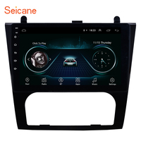 Seicane Android 8.1 2Din GPS Car Multimedia player For 2008 2009 2010 2012 Nissan Teana ALTIMA Auto A/C support Mirror link