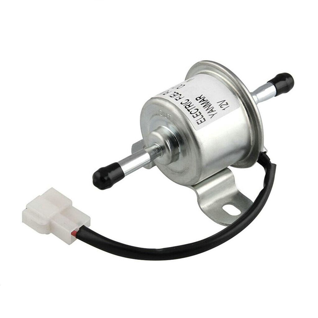DC12V Electronic Fuel Feed Pump 129612-52100 For Yanmar 4TNV88 3TNV88 Fine  Fuel Feed Pump Dropship M14
