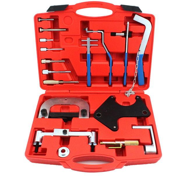 Camshaft & Crankshaft Timing Locking & Setting Tool Kit For Renault Opel Volvo Petrol & Diesel Engine engine camshaft locking setting timing tool kit for audi a1 a3 a4 a5 a6 tt skoda vw vag 1 6 2 0l tdi st0196