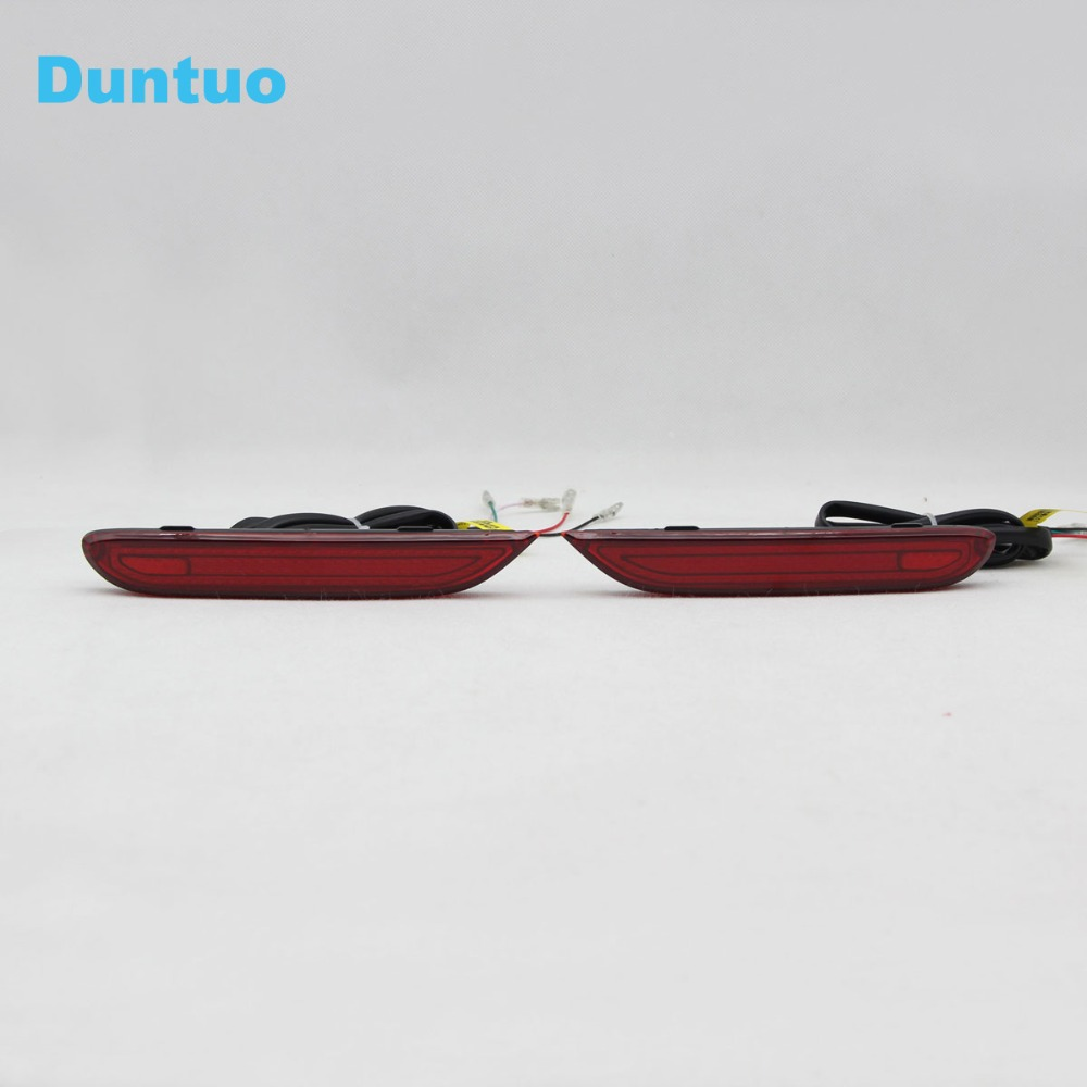 Rear Bumper Warning Light Turn Signal For Nissan X Trail Qashqai Pathfinder Infiniti Q50L 50S Q60