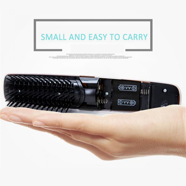 New Electric Laser Hair Growth Comb Antistatic Anti-Hair Loss Scalp Massage Hair Brush Portable Styling Tool Home Travel Using