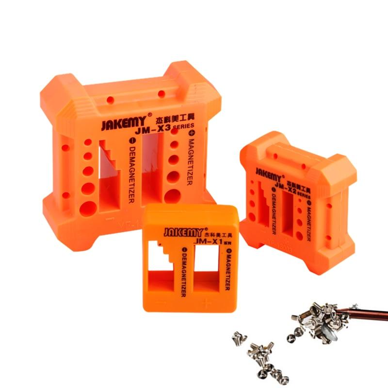 1 ST Schroevendraaier Magnetisator Demagnetisator Schroefpunten Bits Magnetische pick-up gereedschappen Handleiding Elektrische schroevendraaier Reparatiegereedschap