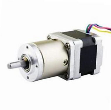 5:1 Planetary Gearbox Nema 14 Stepper Motor 0.8A for DIY CNC Robot 3D Printer 14HS13-0804S-PG5 5pcs nema 14 stepper motor 25 5oz in 18ncm 5 4v 0 8a bipolar 3d printer makerbot 3d printer prusa makerbot reprap cnc robot