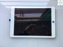 Новый 9,7 »для iPad Air 2 Air2 iPad 6 A1567 A1566 ЖК-дисплей Сенсорный экран Digitizer стекло без home buttion выполните