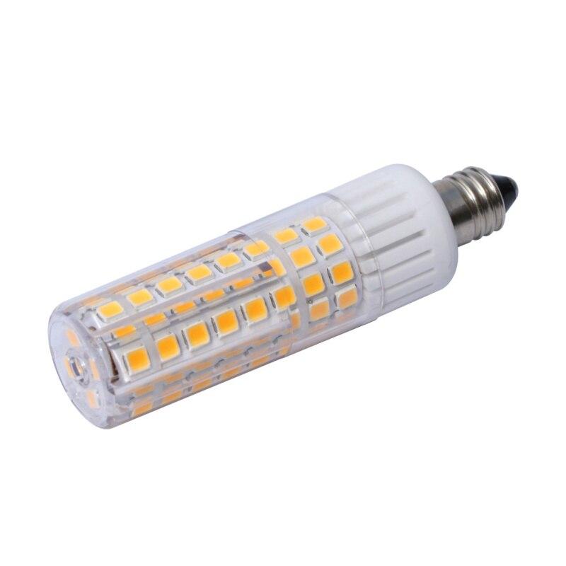 100 светодиодный кукурузы лампы теплый белый 360 градусов эффективной энергии лампочка Спальня Кухня ночные огни