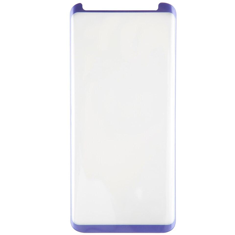 Защитное стекло Red Line для Samsung Galaxy S8 Full Screen (3D) фиолетовый