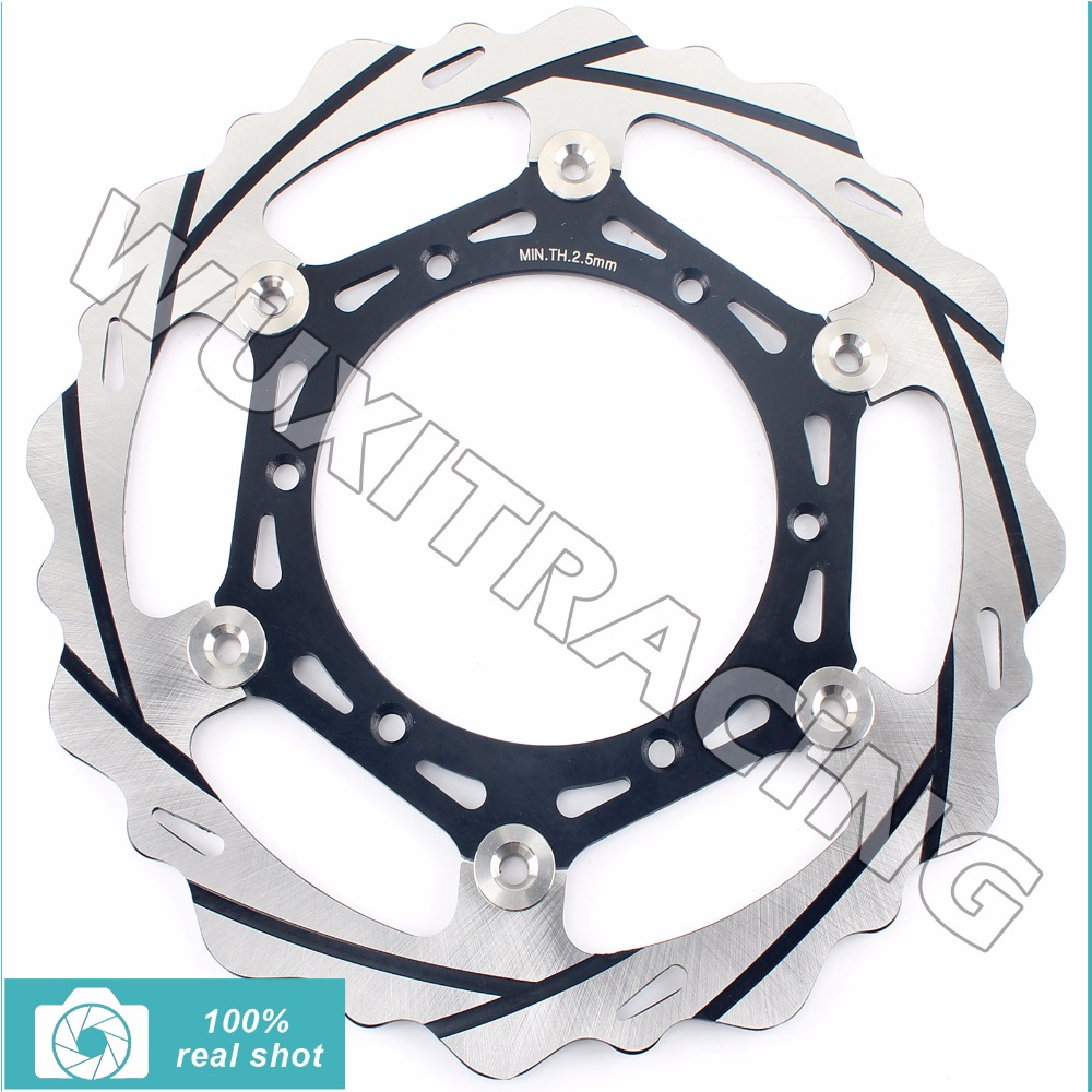 270MM Oversize Front Brake Disc Rotor Bracket for YAMAHA WR 122 220 400 426 450 F YZ 125 250 400 426 425 F 98-15 99 00 01 02 03 oversize 270mm front rear brake disc rotor bracket adaptor for yamaha yz 125 250 426 450 f wr125 wr250 wr426f wr450f 98 14 99 00