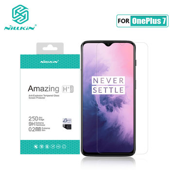 Tempered Glass for OnePlus 7 One Plus 7 6.41'' NILLKIN Amazing H/H+PRO/XD+ 9H Screen Protector OnePlus 7 Glass