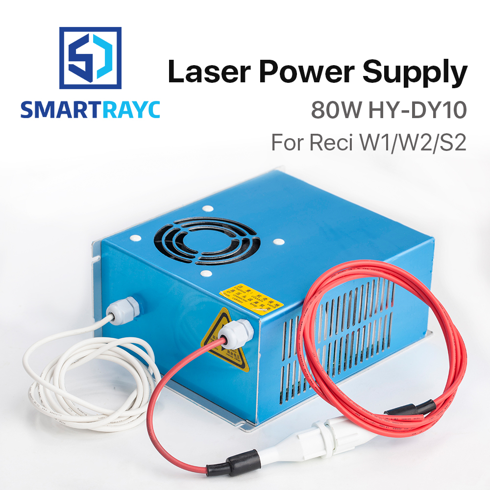 цена на Smartrayc DY10 Co2 Laser Power Supply For RECI W1/Z1/S1 Co2 Laser Tube Engraving / Cutting Machine