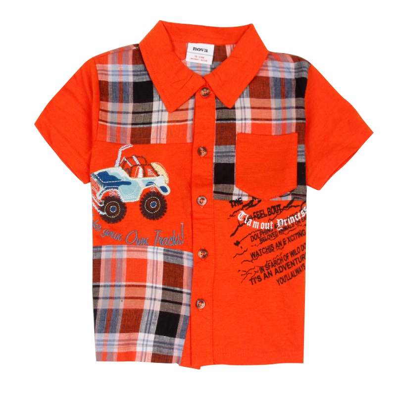 Online buy wholesale plaid shirt boy from china plaid for Buy plaid shirts online