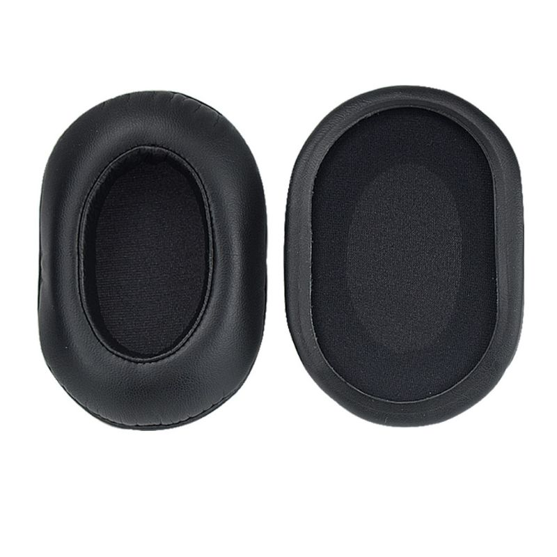 1 Pair Earphone Ear Pads Earpads Sponge Soft Foam Cushion Replacement for Sony <font><b>MDR</b></font> <font><b>Z1000</b></font> 7520 ZX700 ZX500 ZX701 ZX1000 Headphone image