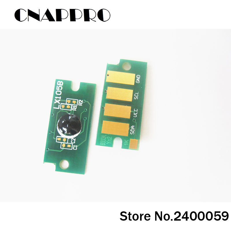 2PCS Toner Chip For Xerox WorkCentre 3045 Phaser 3010 3040 Phaser-3010 106R02181 106R02183 106R02182 106R02180 Cartridge Reset
