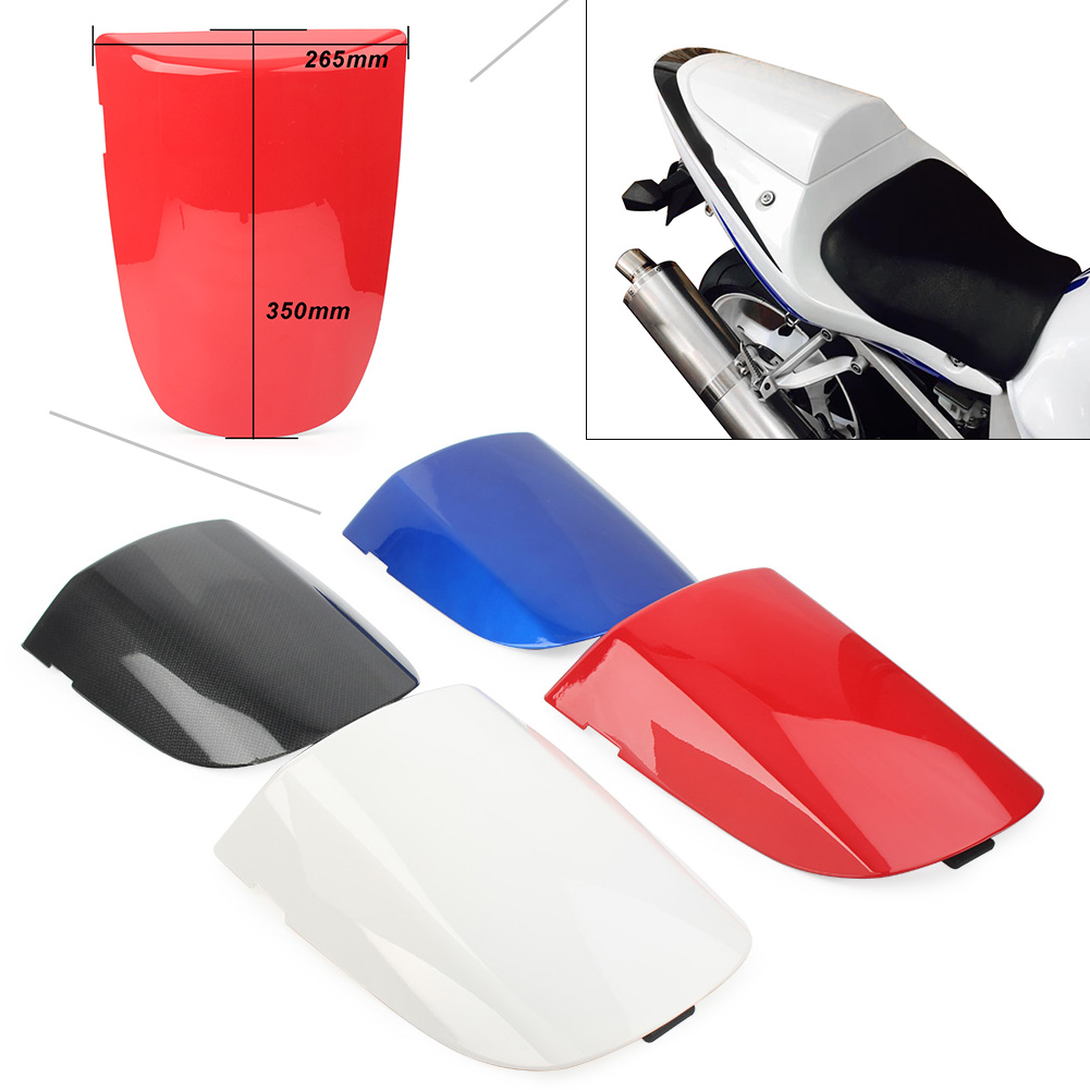 Motorcycle Seat Cover Rear Pillion Passenger Cowl Back Cover For <font><b>Suzuki</b></font> <font><b>GSXR</b></font> <font><b>600</b></font> 750 GSXR600 GSXR750 2001 <font><b>2002</b></font> 2003 K1 image