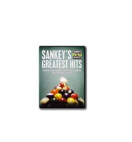 Sankey's Greatest Hits (3 DVDs) Magic Tricks