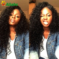 Ms Here Hair Company 7a Brazilian Deep Wave With Closure And 3 Bundles Wet And Wavy Virgin Brazilian Hair With Closure Cheap