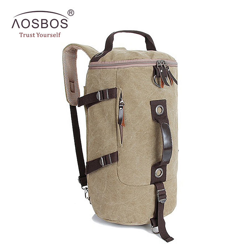 Aosbos Travel барабан сөмке портативті - Багаж және саяхат сөмкелері - фото 1