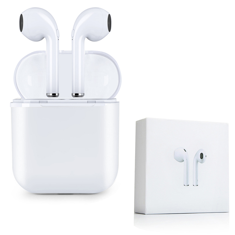 16e55e3928d New IFANS I9S TWS Bluetooth Earphone Mini Double ear Earbuds Wireless  Headsets I9 Air pods with