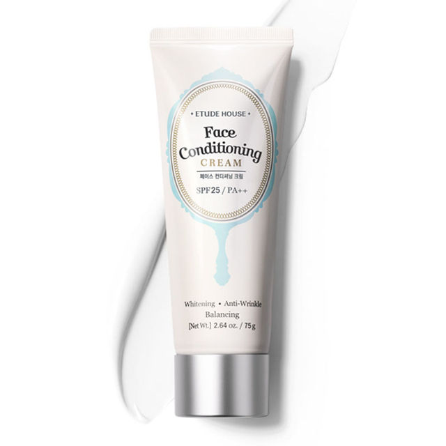 Original Coreia Do Rosto Creme Condicionado (SPF25/PA ++) 75g Clareamento hidratante Anti Rugas Protetor Solar Cuidados Com A Pele Creme Facial