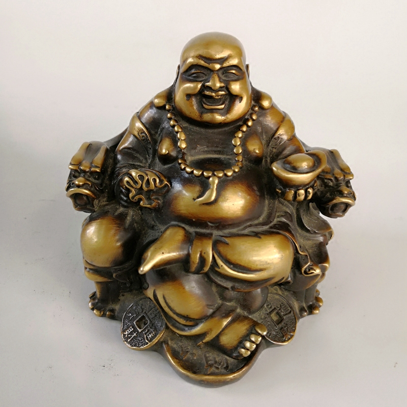 Big belly lever laughing Buddha decoration car recruit the Buddha statue of MaitreyaBig belly lever laughing Buddha decoration car recruit the Buddha statue of Maitreya