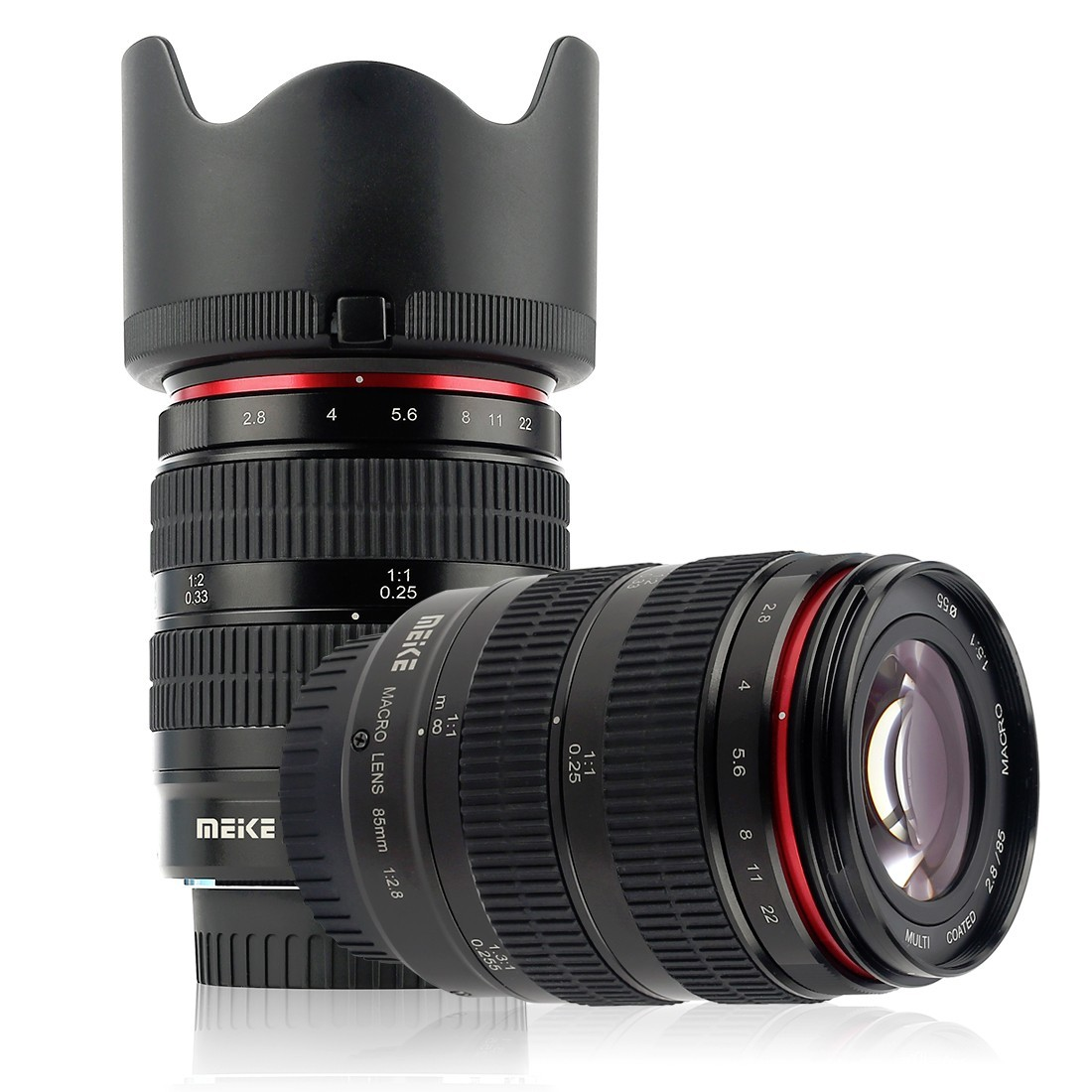 Meike 85mm F 2 8 Manual Focus Aspherical Medium Telephoto Full Frame Prime Macro Lens for